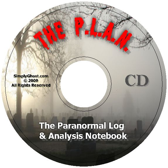 The Paranormal Log & Analysis Notebook